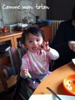 Alimentation bébé 2 ans