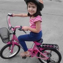 apprendre à faire du vélo à un enfant