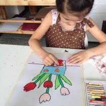 cours de dessin pour enfant