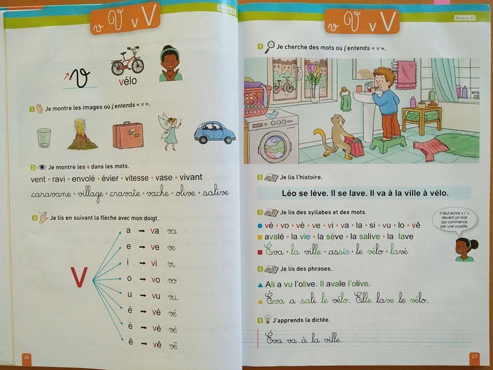 apprendre a lire et ecrire avec borel maisonny