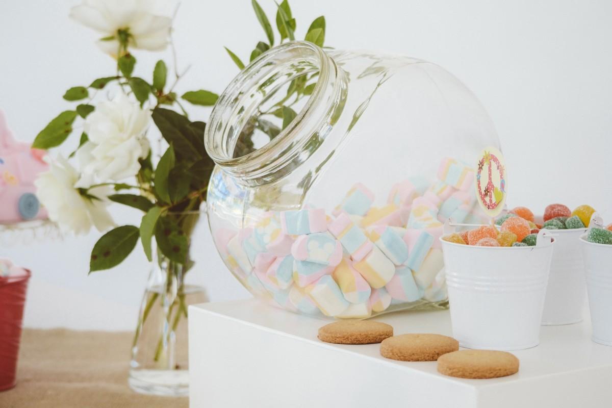 apprendre à dire non aux bonbons