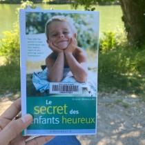 Livre Le secret des enfants heureux